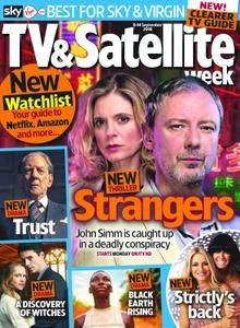 TV & Satellite Week - 08 September 2018