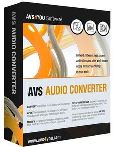 AVS Audio Converter 9.0.2.592 Portable