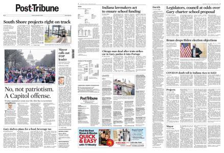 Post-Tribune – January 08, 2021