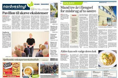 Nordvestnyt Holbæk Odsherred – 30. august 2017