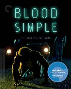 Blood Simple (1984) + Extras [The Criterion Collection]