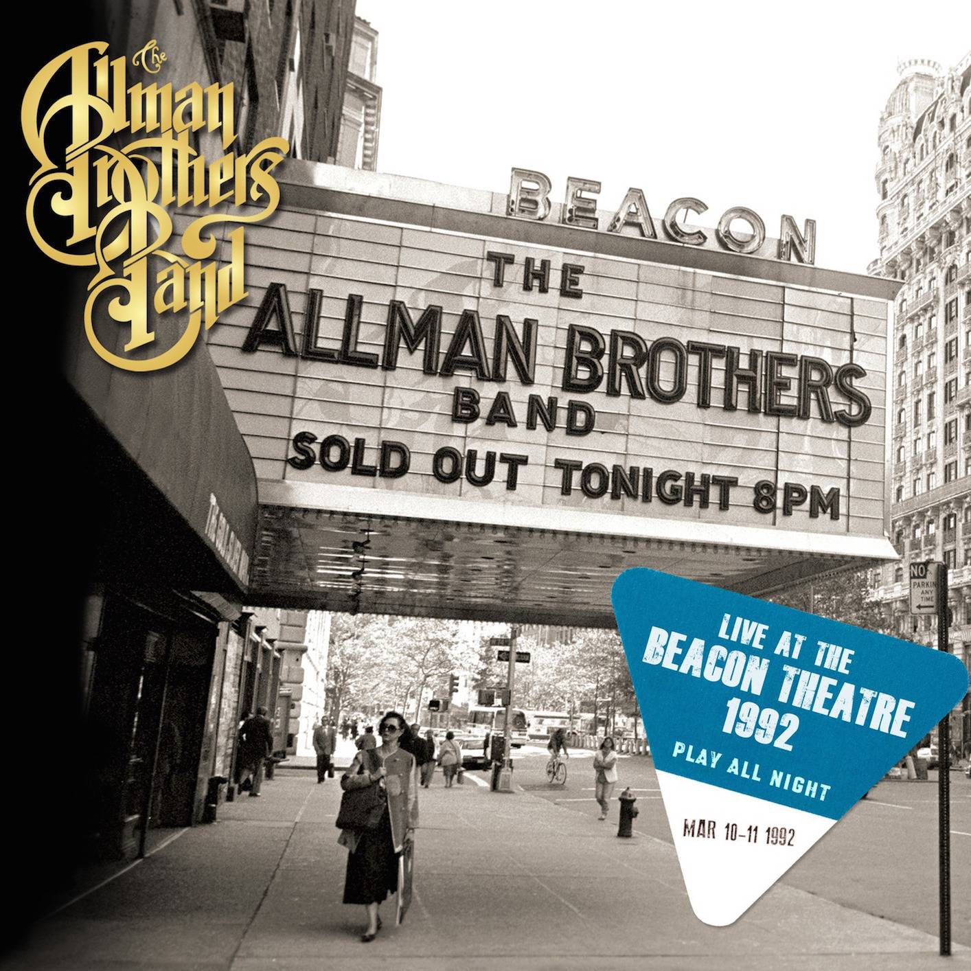 The Allman Brothers Band - Play All Night: Live At The Beacon Theatre 1992 (2014) [Official Digital Download]