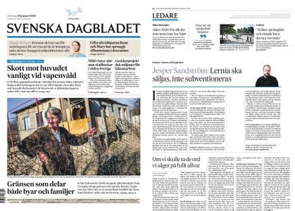 Svenska Dagbladet – 20 januari 2020