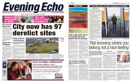 Evening Echo – January 16, 2019