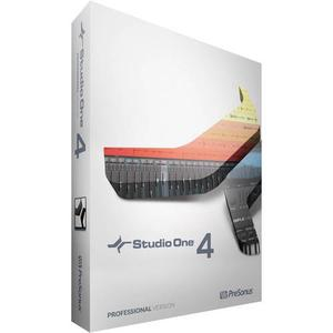PreSonus Studio One Pro 4.1.2.50657