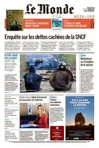 Le Monde du Samedi 14 Avril 2018