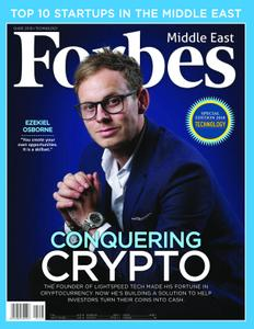 Forbes Middle East English Edition - October 2018