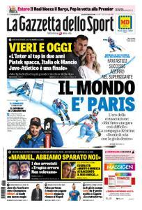 La Gazzetta dello Sport – 07 febbraio 2019