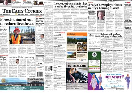 Kelowna Daily Courier – March 22, 2019