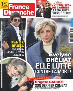 France Dimanche - 24 mai 2019