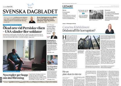 Svenska Dagbladet – 19 juni 2019