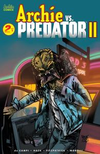 Archie vs Predator II 02 of 05 2019 digital Son of Ultron