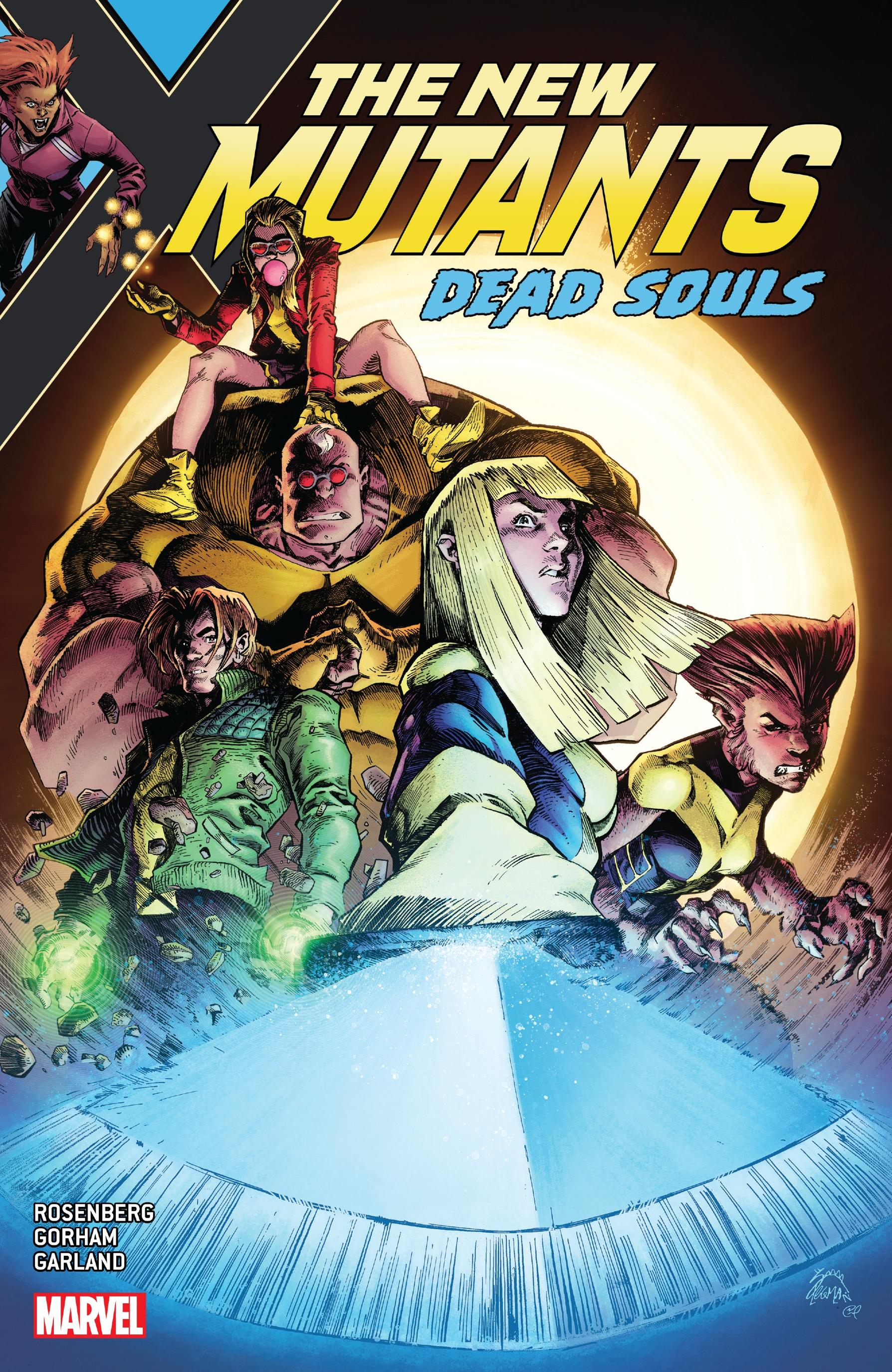 New Mutants-Dead Souls 2018 Digital Kileko