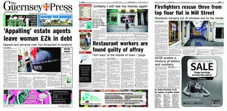 The Guernsey Press – 22 August 2018