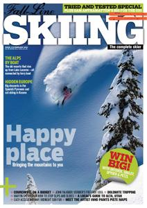 Fall-Line Skiing – March 2021