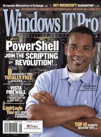 Windows IT Pro Magazine: August 2006 (PDF)