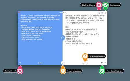 Linguist 1.2 Mac OS X