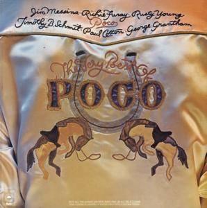 Poco - The Very Best Of Poco (1975) Epic/PEG 33537 - US Pressing - 2 LP/FLAC In 24bit/96kHz