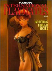 Playboy's International Playmates - July 1993