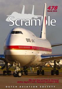 Scramble Magazine - March 2019
