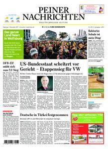 Peiner Nachrichten - 02. September 2017