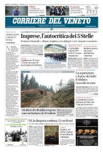 Corriere del Veneto Vicenza e Bassano – 22 settembre 2019