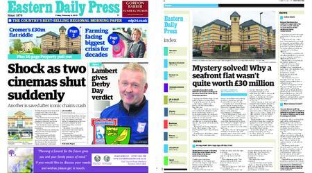 Eastern Daily Press – February 08, 2019