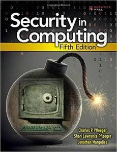 Security in Computing, 5th Edition (repost)