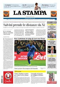 La Stampa Roma - 24 Marzo 2019