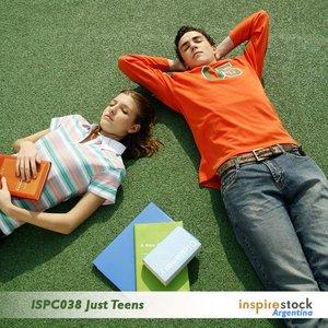 Inspirestock ISPC038 Just Teens