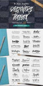 CreativeMarket - The Designer's Toolbox vol. 01