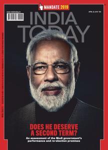 India Today - April 22, 2019
