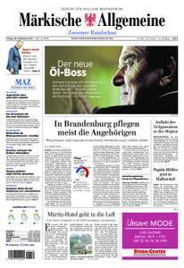 Märkische Allgemeine Zossener Rundschau - 29. September 2017
