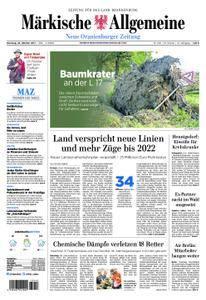 Neue Oranienburger Zeitung - 24. Oktober 2017