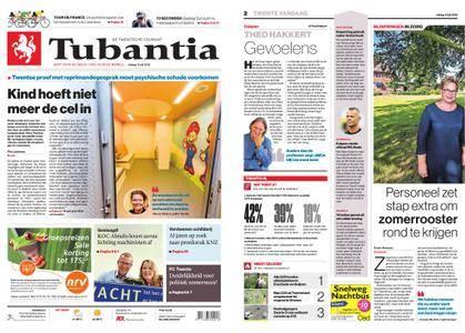Tubantia - Enschede – 13 juli 2018