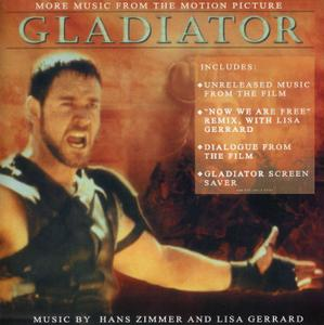 Hans Zimmer And Lisa Gerrard - Gladiator: More Music From The Motion Picture (2001)
