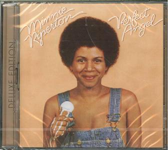 Minnie Riperton - Perfect Angel (1974) [2CD] [2017, Remastered Reissue] {Deluxe Edition}