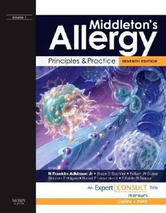 Middleton's Allergy: Principles and Practice (2-Volume Set) (Repost)