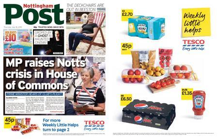 Nottingham Post – July 18, 2019