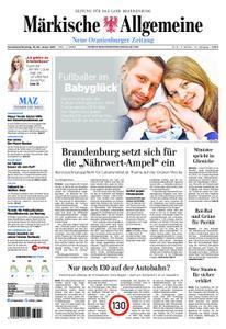 Neue Oranienburger Zeitung - 19. Januar 2019
