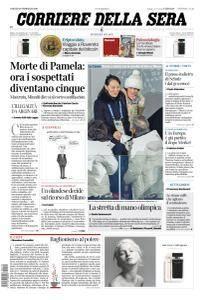 Corriere della Sera - 10 Febbraio 2018