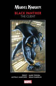Marvel Knights Black Panther by Priest & Texeira - The Client (2018) (Digital) (Zone-Empire