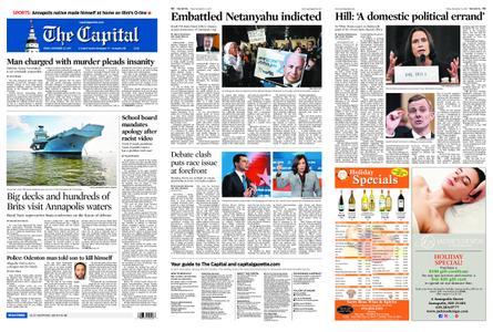 The Capital – November 22, 2019
