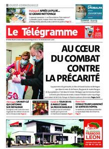 Le Télégramme Ouest Cornouaille – 06 octobre 2020