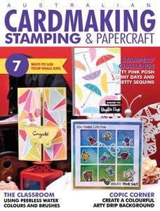 Australian Cardmaking, Stamping & Papercraft - January 2017