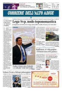 Corriere dell'Alto Adige – 28 dicembre 2018