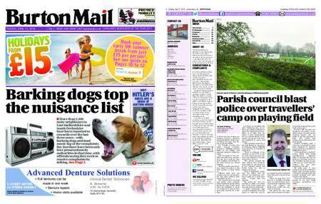 Burton Mail – April 17, 2018