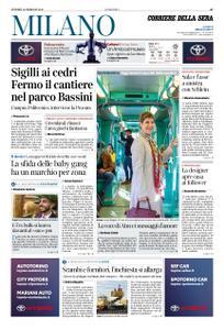 Corriere della Sera Milano – 14 febbraio 2020