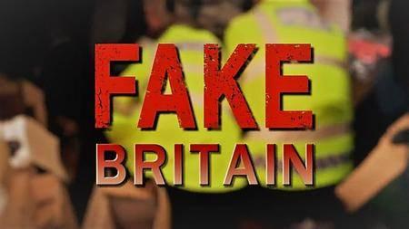 BBC - Fake Britain: Series 8 (2017)