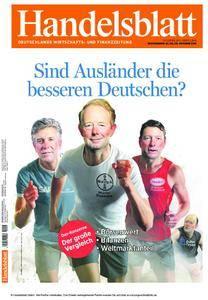 Handelsblatt - 23. Oktober 2015